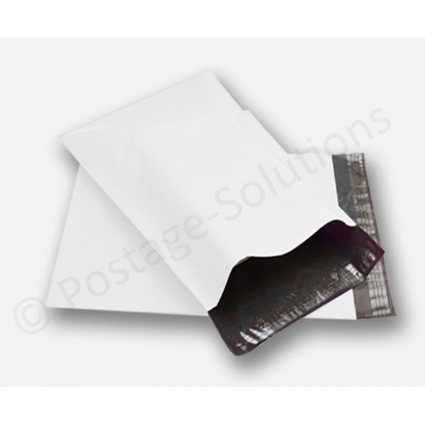 "12 x 16"" inch White Mailing Bags"