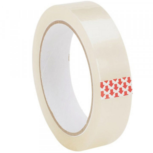 """Clear 1"""" inch Cellotape Sellotape  24MM X 66M"""